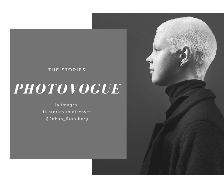 Get the stories from my PhotoVogue portfolio!